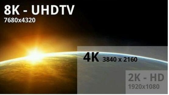 三星和LG都来跟夏普 看来8K电视真是大势已来-视听圈