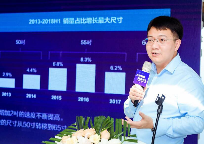 海信激光电视L5成高端大屏市场爆品  连续10周占据电视产品畅销榜前十