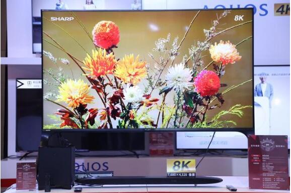 8K电视真要来了吗?预计两年后销量达到200万台-视听圈