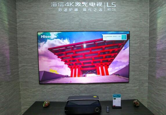6000元+电视市场份额超4成 海信等国产品牌表现抢眼-视听圈