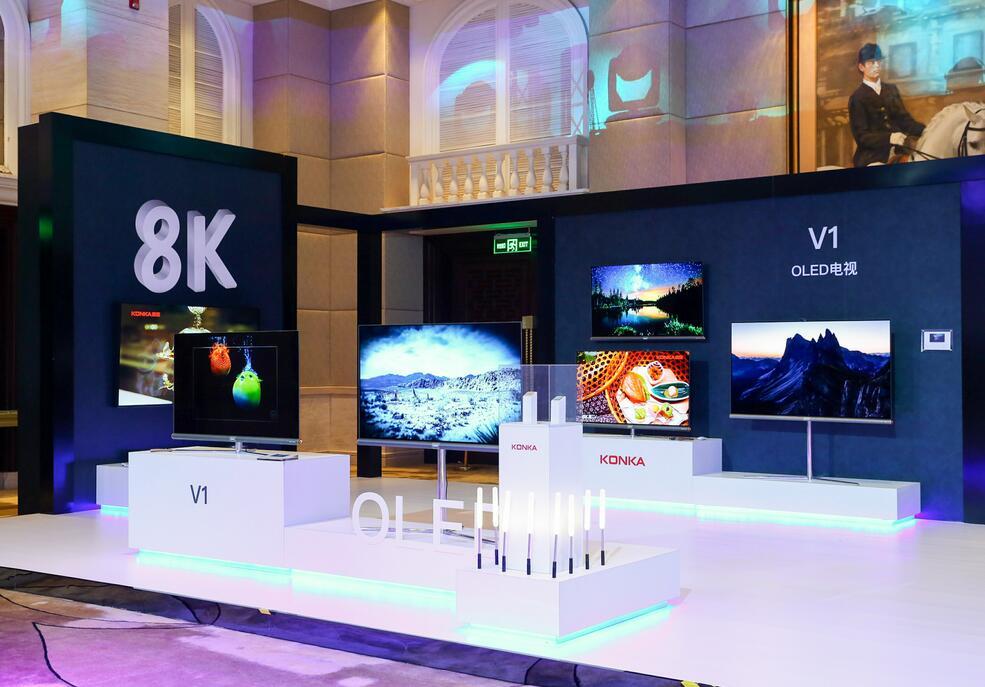 明年彩电市场看点分解:8K电视将搭上5G快车开始起步-视听圈