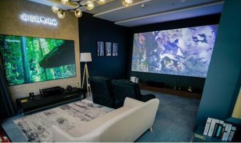 """70寸加三色? 传海信在CES展上将要针对激光电视""""放大招""""-视听圈"""