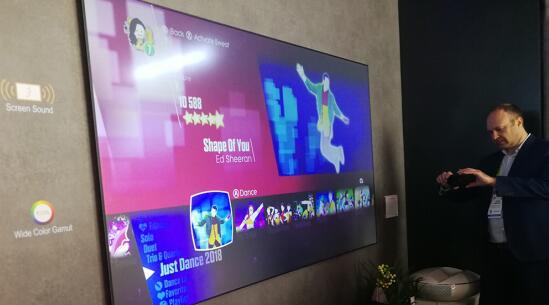 CES上不作秀 长虹三色4K激光电视C7UT成展会MVP-视听圈