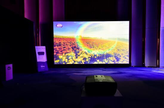 CES 2019新品季:明基色准投影再进化,4K广色域机种亮相-视听圈