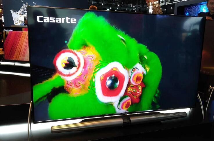 """高端电视绝非简单的硬件堆砌 卡萨帝电视诠释高端的""""真谛""""-视听圈"""