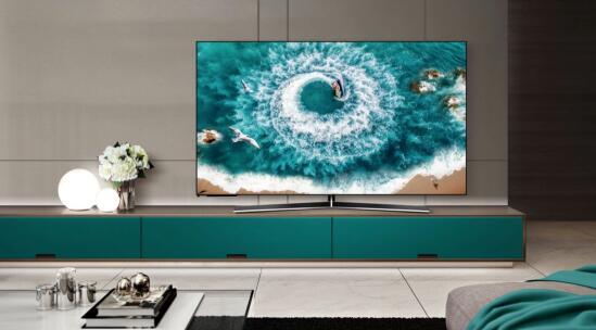 """海信首款OLED电视正式上架苏宁易购 价格上还有点小""""惊喜""""-视听圈"""