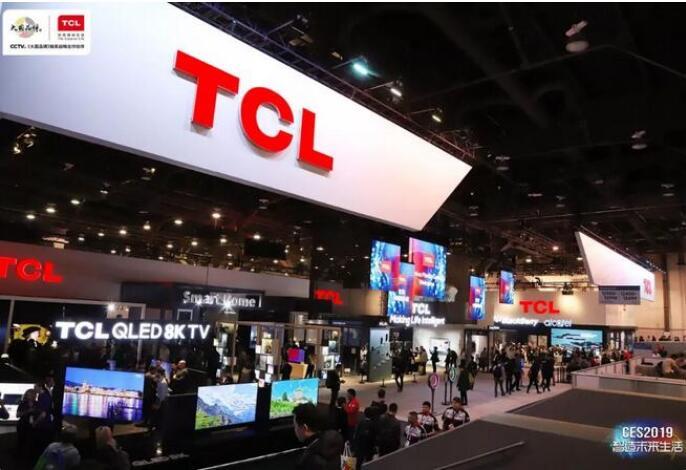 """TCL电视第一季度销量达844.3万台 海外成绩值得""""解读""""-视听圈"""