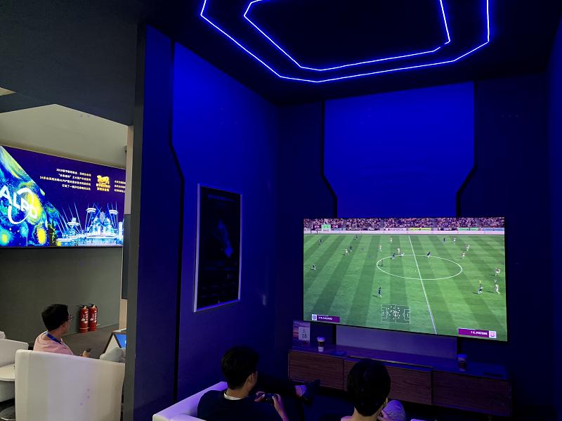 图片包含 室内, 游戏, 播放, 视频  描述已自动生成
