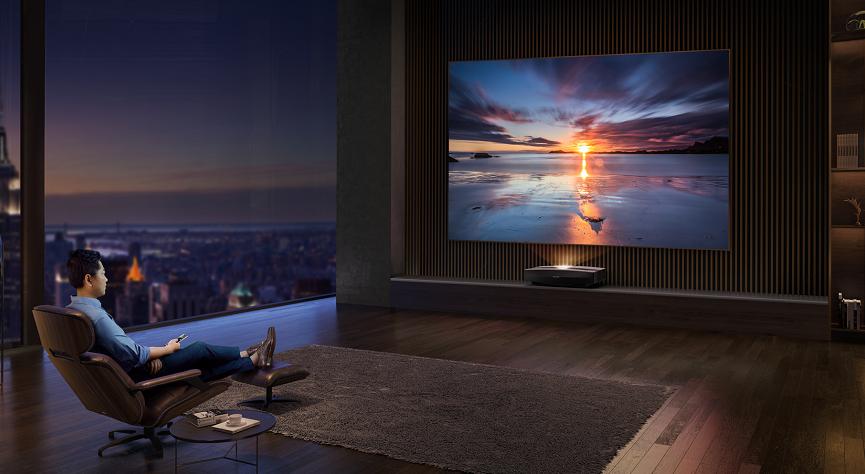 极米4K激光电视A2系列正式开售  起步价19999元起-视听圈