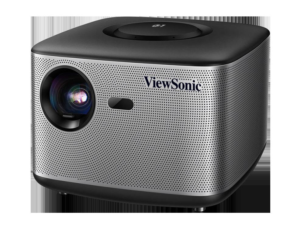 优派智能投影机Q5震撼来袭 打造智能家居娱乐新体验-视听圈