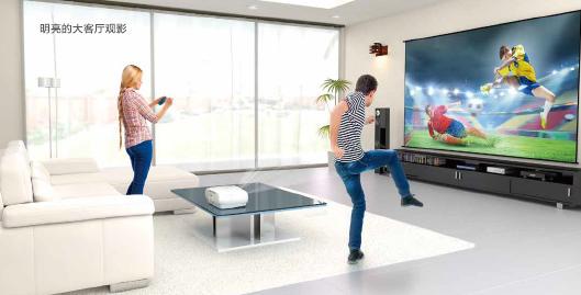 爱普生全面进击家用市场 除了激光电视还有智能投影-视听圈
