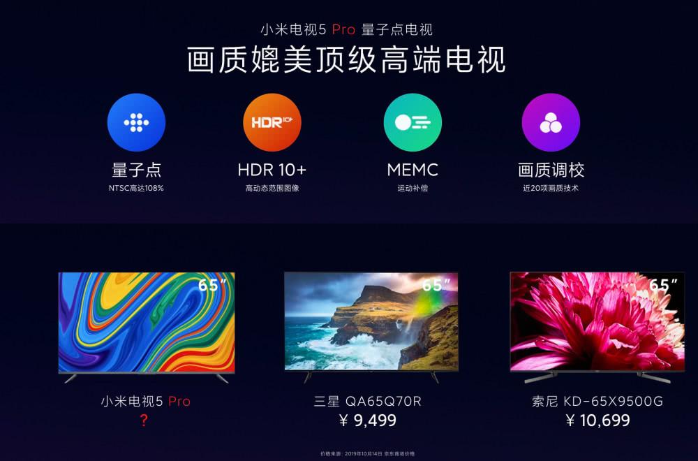 """小米电视5 Pro能承载起小米""""转战""""高端路线的基石吗?-视听圈"""