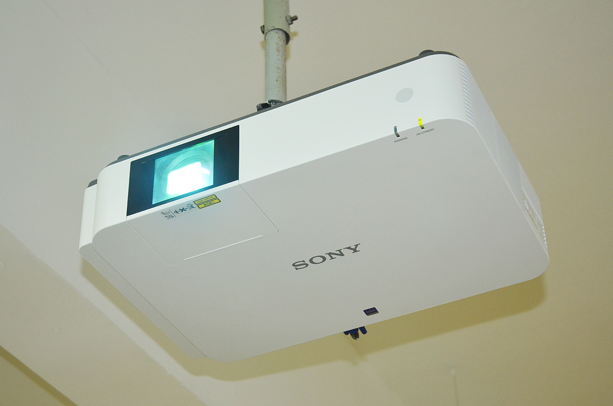 索尼投影机教育案例剖析 探访安徽职业技术学院-视听圈