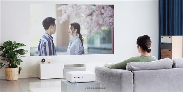 """米家首款智能激光投影机双12即将开售 这次价格却有点""""意外""""-视听圈"""