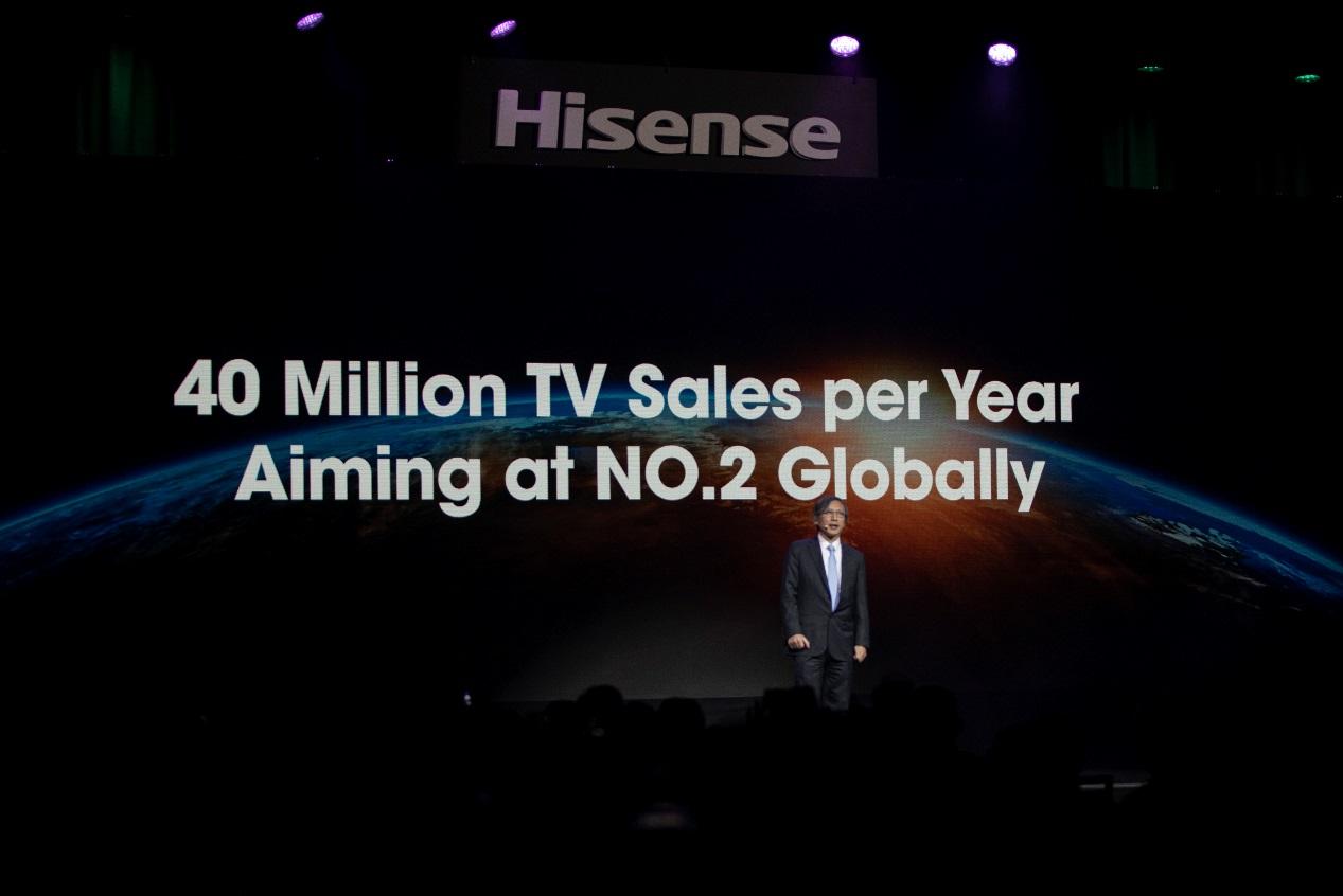 不止是三色 海信CES 2020连发三款激光电视-视听圈