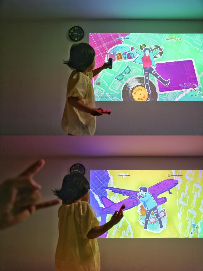 明基i707家用投影仪,让家长和孩子多一些自在乐趣-视听圈