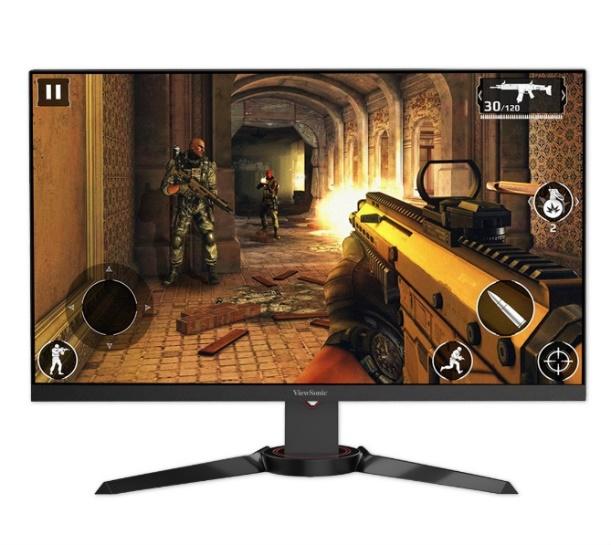 优派推出VX2719-2K-PRO黑豹电竞显示器 售价为3499元-视听圈