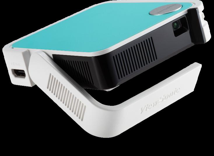 首发价格为1099元 重量仅0.3公斤 优派发布便携投影M1 mini-视听圈