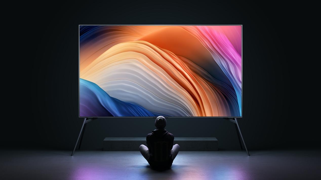 意外加惊喜 Redmi推了一款98寸巨屏电视 定价竟只要19999元-视听圈