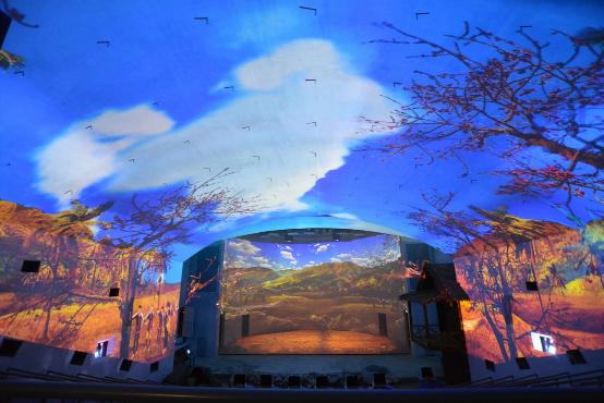 云游天下 海南篇 NEC带你看热带风情中的光影秀-视听圈