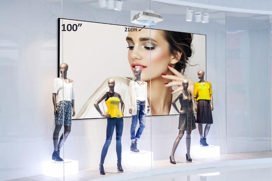 大画面高亮新利器 优派推出超短焦激光工程投影机LS831WU+-视听圈