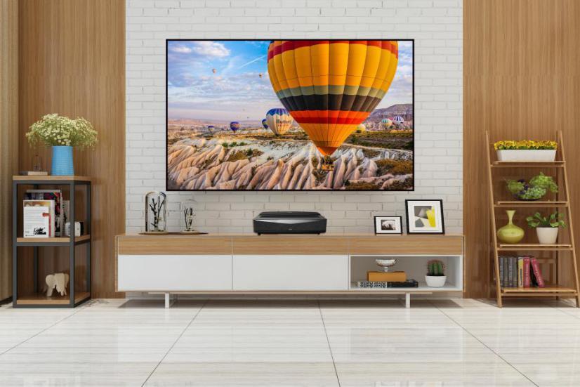 华录4K激光电视:升级你家的客厅C位-视听圈