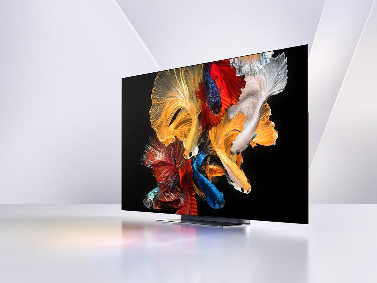 是友商价格的一半 小米正式推出65寸OLED电视  定价12999元-视听圈