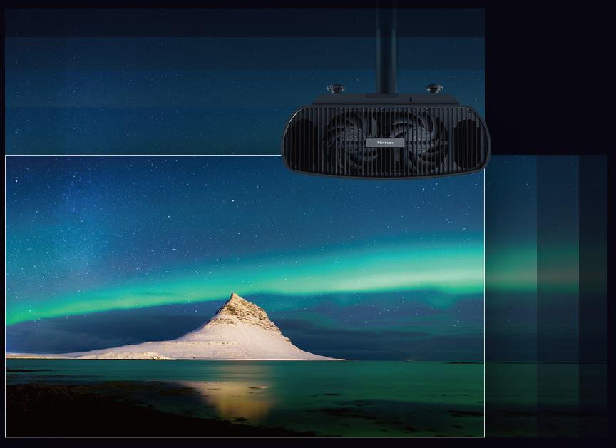 优派全新LED 专业家用投影机TX500K上市-视听圈