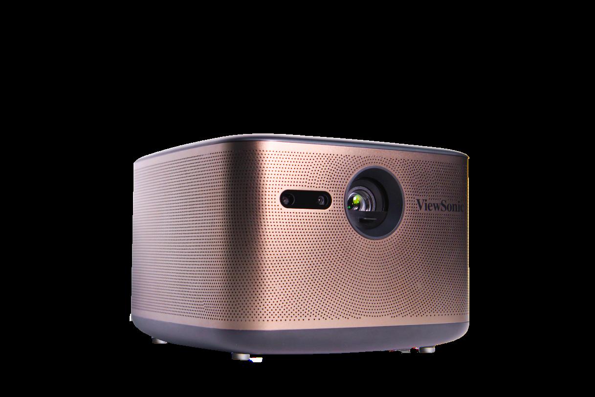 优派全新专业智能投影Q7+ 居家即享影院级视听-视听圈