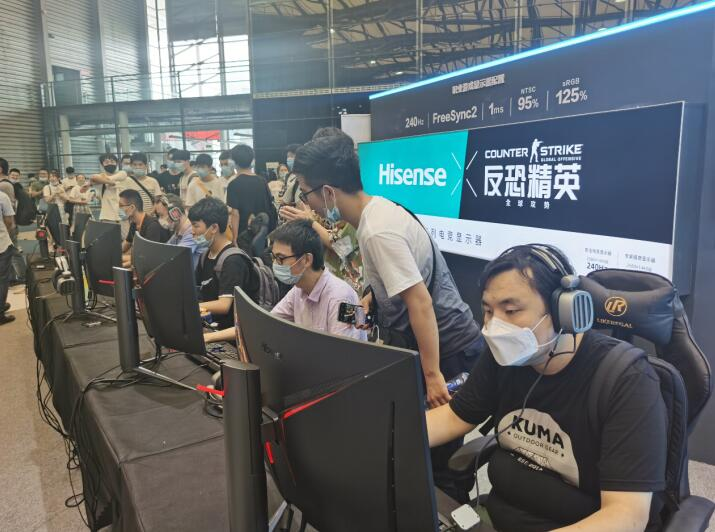 2020年首个线下家电展开幕,海信视像多款创新显示产品惊艳亮相-视听圈