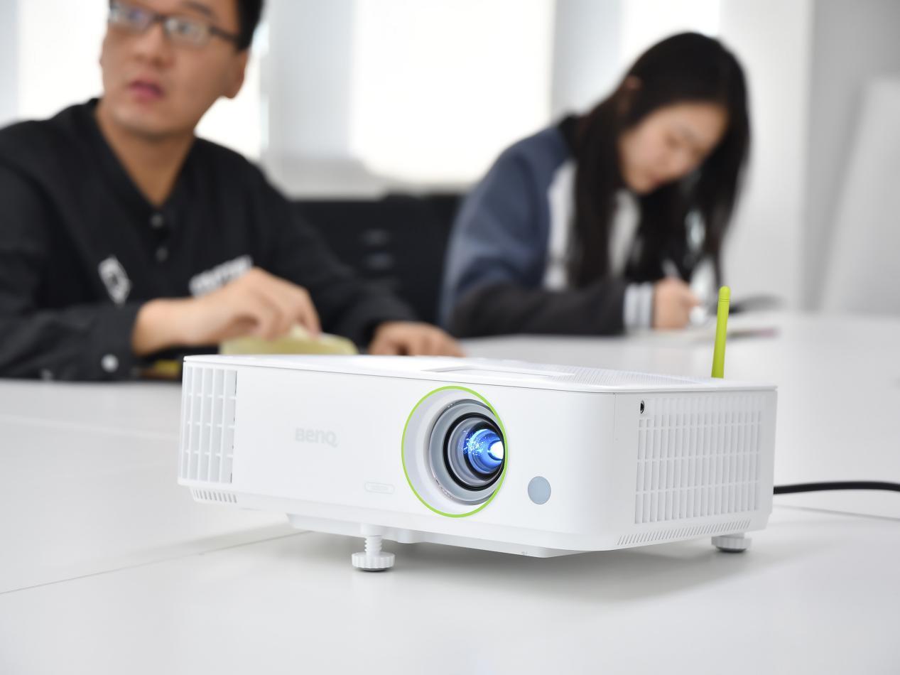 双WiFi更强大——明基高清商务新旗舰E582上市-视听圈