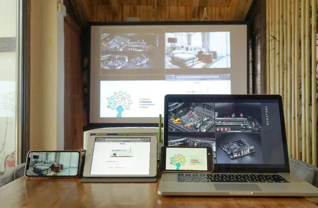 明基智能投影E530上市,2020年个人办公网课辅导必备-视听圈