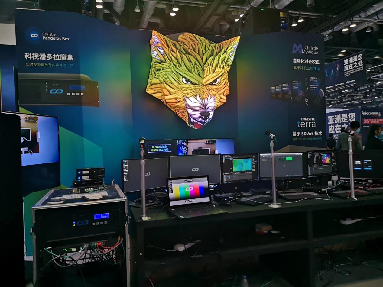 """没有""""难产""""的IFC2020展开幕,索尼等老牌投影力量集体""""缺席""""成焦点-视听圈"""