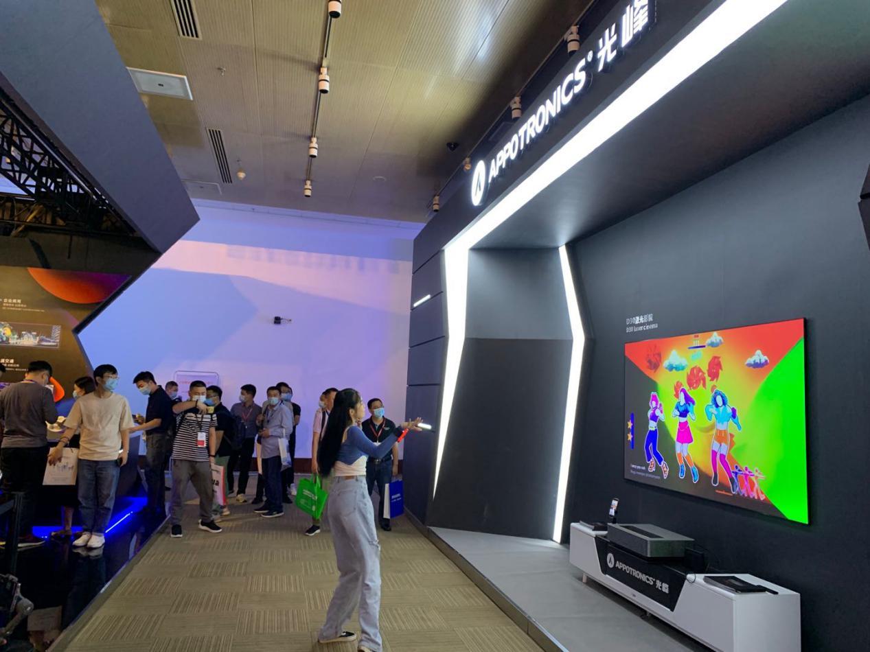 """光峰科技张峰:激光工程投影机不仅要亮,更要""""稳""""-视听圈"""