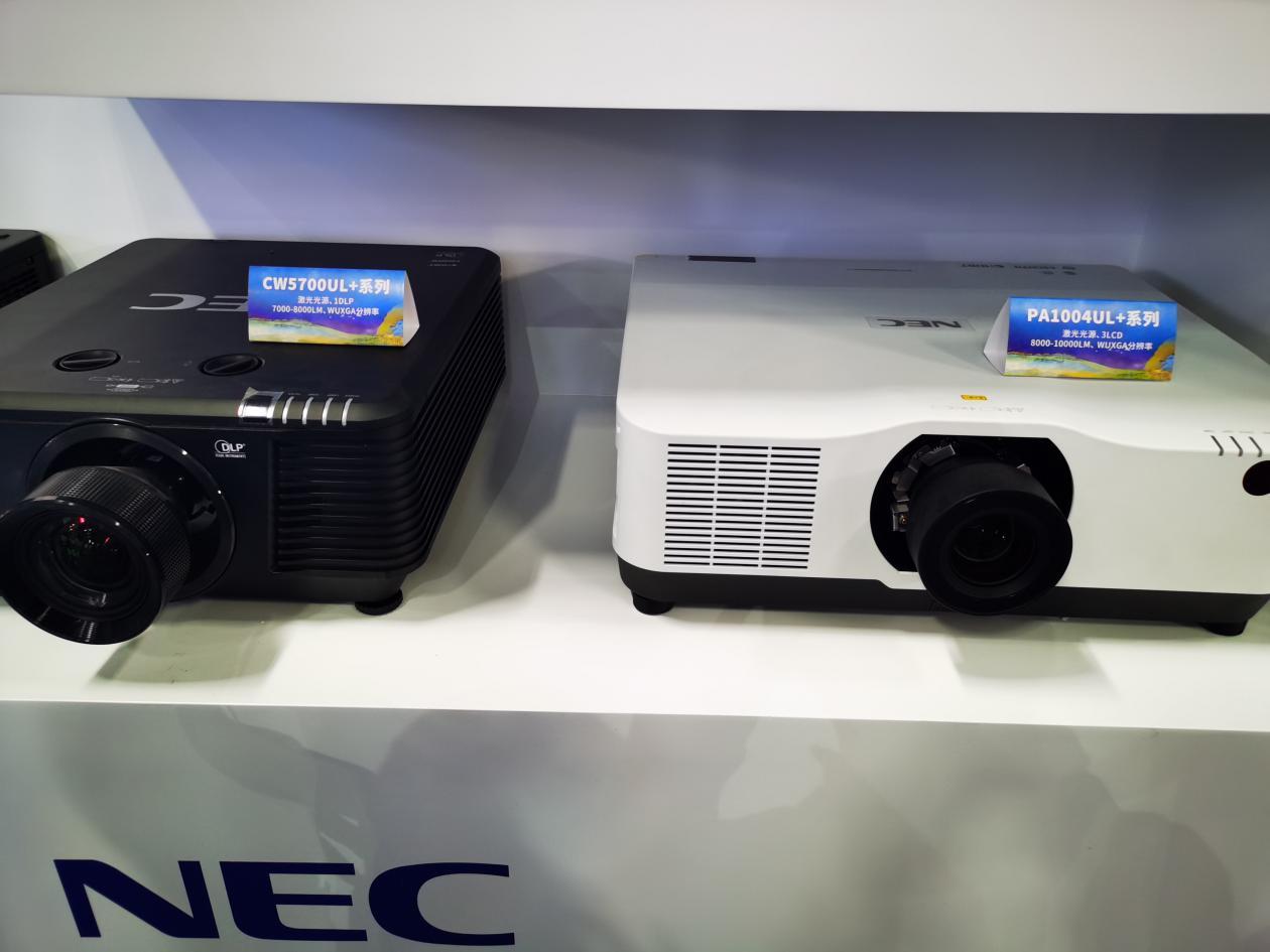 """NEC李勇:激光投影未来趋向,高亮和体积小巧需要""""有效平衡""""-视听圈"""