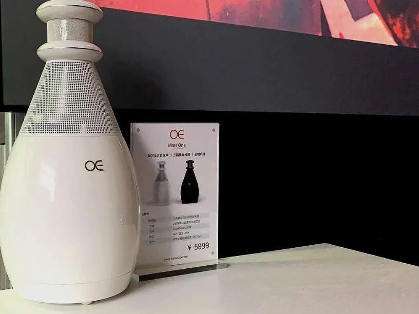 OE音响以声学独领风骚的创新理念在上海音响展上全方位绽放-视听圈