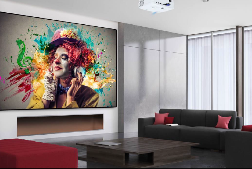优派推出两款全新4K家用投影机,其中4000流明定价8999元-视听圈