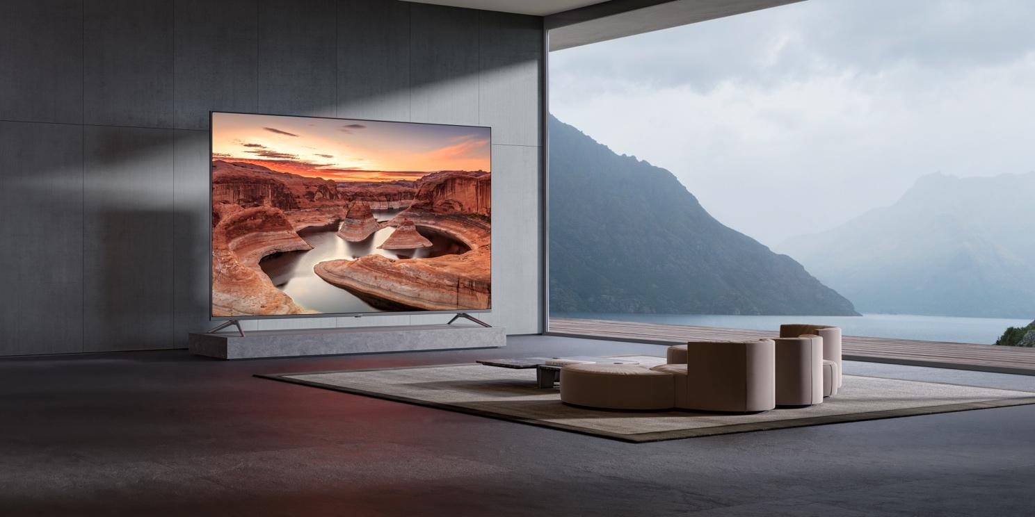 """不拆包装可进电梯Redmi MAX 86""""智能电视仅售7999元-家电圈"""