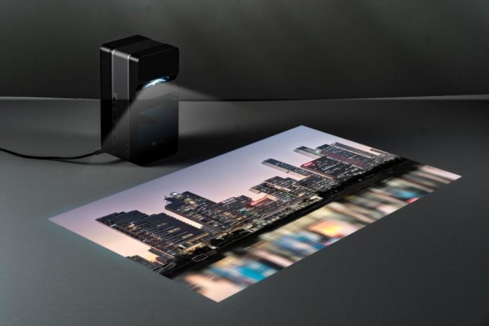 """国内首款1080P超短焦智能投影这个""""重任"""",为何被慧示率先""""拿下""""-视听圈"""