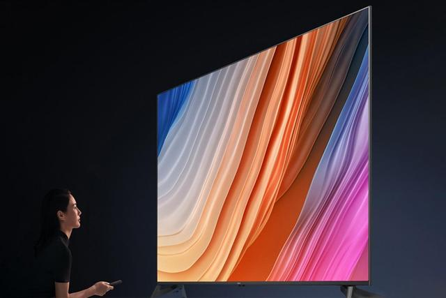 你没有看错,红米86寸巨幕电视上市一个月后:涨价近1000元
