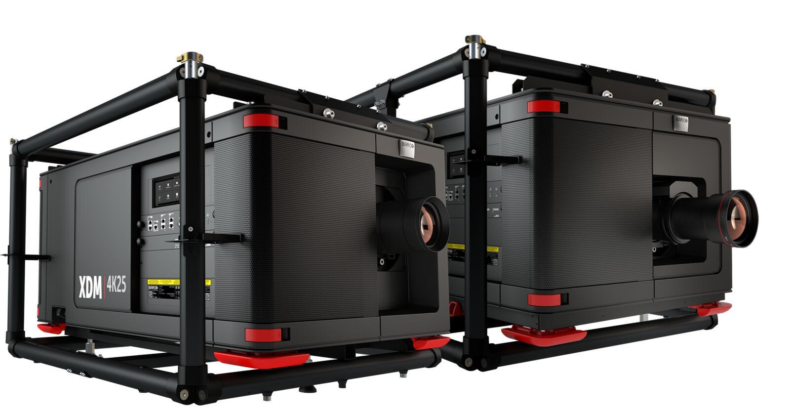 巴可推出旗舰三色激光工程投影机:原生4K+Rec.2020色彩-视听圈
